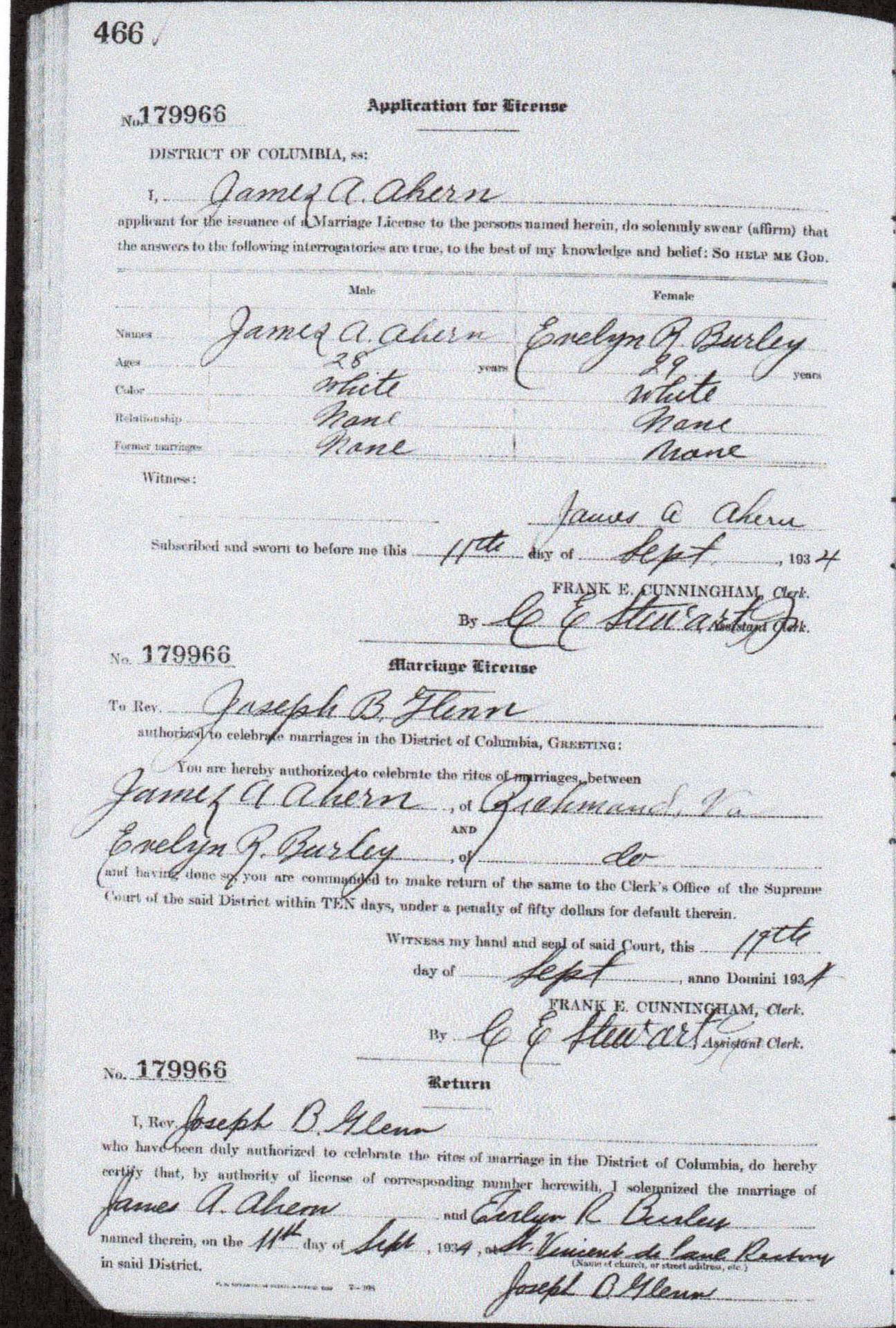 Burley family marriage records jpg aiddatafo Image collections
